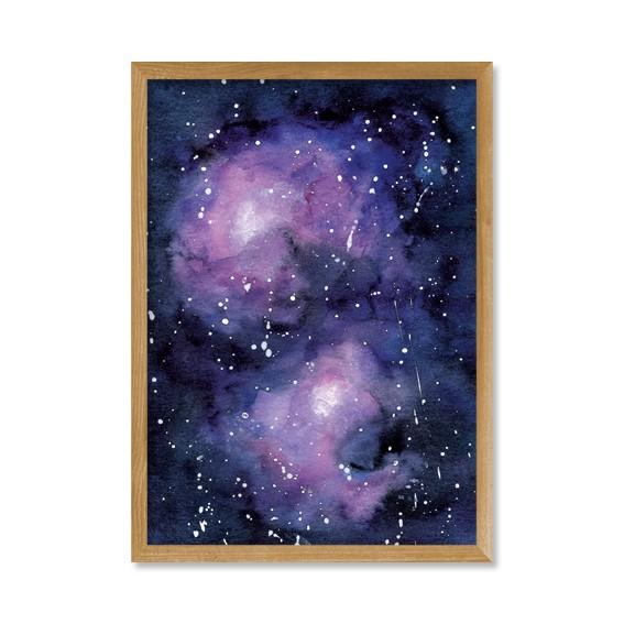 Galaxy - A4 Print