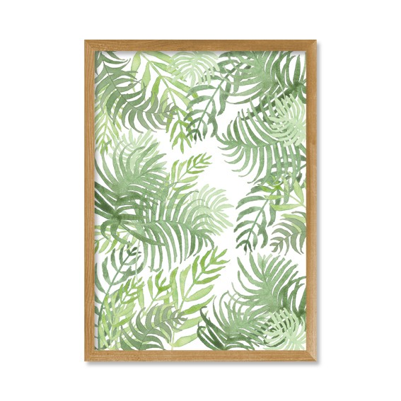 Jungle - A4 Print